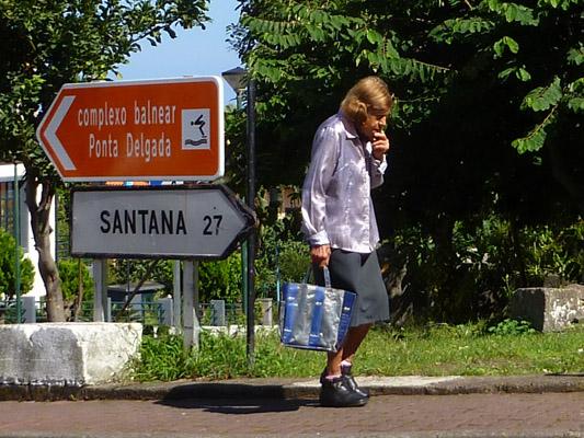 De weg kwijt op Madeira