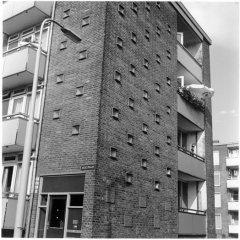 Jadestraat Brabantpark Breda / analoge dokaprint (site = scan dokaprint)
